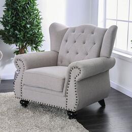 Furniture of America CM6572GYCH