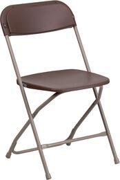 Flash Furniture LEL3BROWNGG