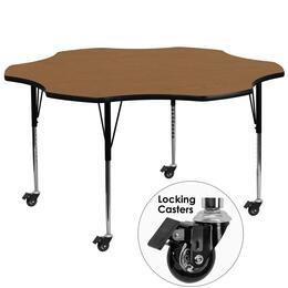 Flash Furniture XUA60FLROAKTACASGG