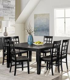 Progressive Furniture D811DT6SC