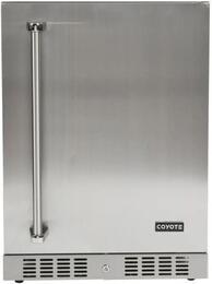 "C1BIR24R 24"" Outdoor Right Hinge 5.5 cu. ft. Capacity Refrigerator"