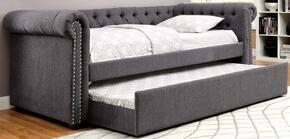 Furniture of America CM1027GYQBED