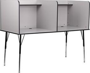 Flash Furniture MTM6222GRYDBLGG