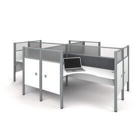 Bestar Furniture 100859DG17