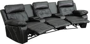 Flash Furniture BT705303BKCVGG