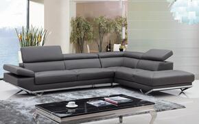 VIG Furniture VGKNK8488ECOGRY