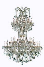Elegant Lighting 2800D46GTGTSS