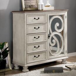 Furniture of America CM7661WHAR