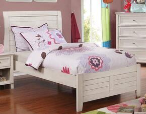 Furniture of America CM7517WHTBED
