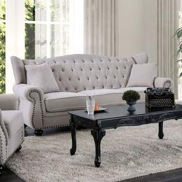 Furniture of America CM6572GYSF
