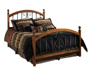 Hillsdale Furniture 1258BKR