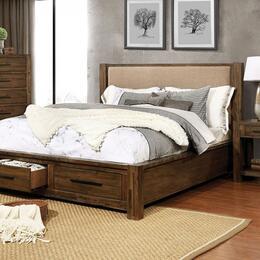 Furniture of America FOA7881QBED
