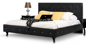 VIG Furniture VGJYMONTECARLOBLKCQ
