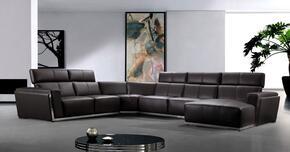 VIG Furniture VG2T0730BRN