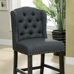 Furniture of America CM3324BKGYPCW2PKVN