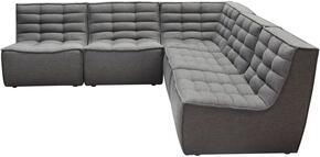 Diamond Sofa MARSHALL5PCGR