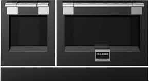 """Gloss Black Color Kit for 48"""" Pro Range Door"""