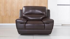 American Eagle Furniture EK018DBCHR