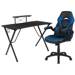 Flash Furniture BLNX10RSG1031BLGG
