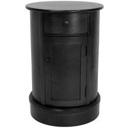 Oriental Furniture XACAB1BLK