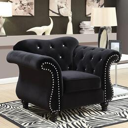 Furniture of America CM6159BKCH