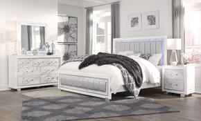Global Furniture USA SANTORINIWHFBDMNS