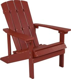 Flash Furniture JJC14501REDGG