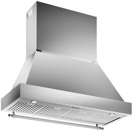 "KC48HERTX Stainless Steel 48"" Range Hood Canopy for K48HERTX (Hood Not Incl..."
