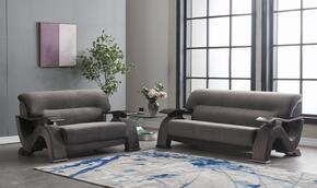 Global Furniture USA U2033GREYSL