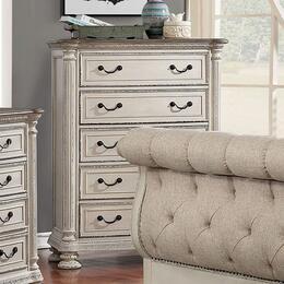Furniture of America CM7661WHC