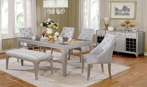 Furniture of America CM3020T4SCBNSV