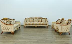European Furniture 45354SLC