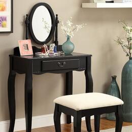 Furniture of America CMDK6433BK