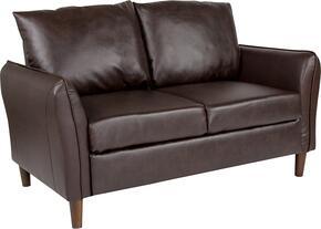 Flash Furniture BTS8373LVBRNGG