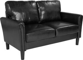 Flash Furniture SLSF9202BLKGG