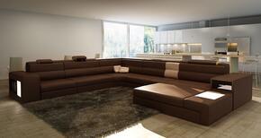 VIG Furniture VGEV5022BRN2