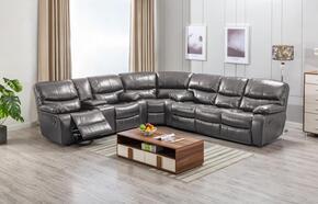 Myco Furniture 1018SEC