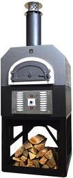 Chicago Brick Oven CBOOSTD750HYBLPSVC3K
