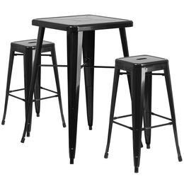 Flash Furniture CH31330B230SQBKGG