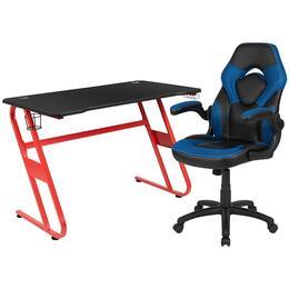 Flash Furniture BLNX10RSG1030BLGG