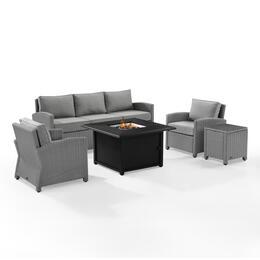 Crosley Furniture KO70166GYGY
