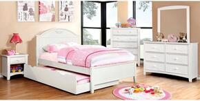 Furniture of America CM7942WHTBDMCN
