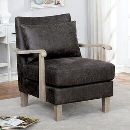 Furniture of America CMAC6167LGY