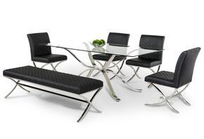VIG Furniture VGVCT110120CHB