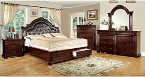 Furniture of America CM7162QSBDMCN