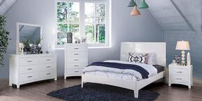 Furniture of America CM7527WHQBNCDM
