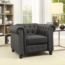 Furniture of America CM6342GYCHPK