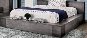 Furniture of America CM7628GYCKBED
