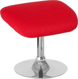 Flash Furniture CH162430OREDFABGG