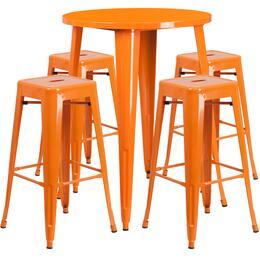 Flash Furniture CH51090BH430SQSTORGG